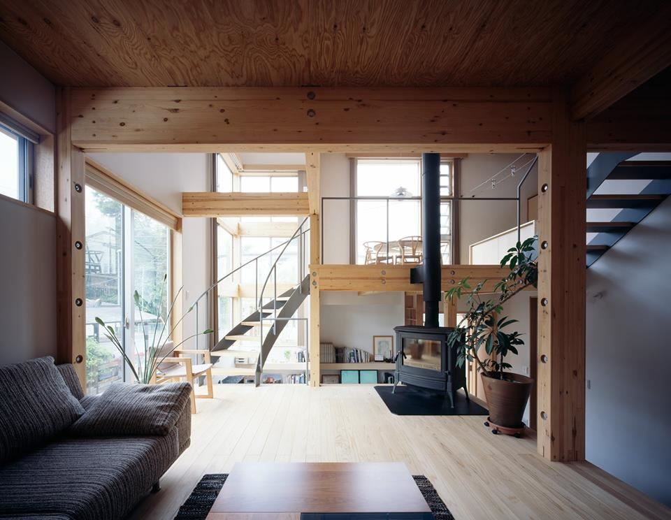 茨城の設計事務所(建築家) 宇津さんの自邸