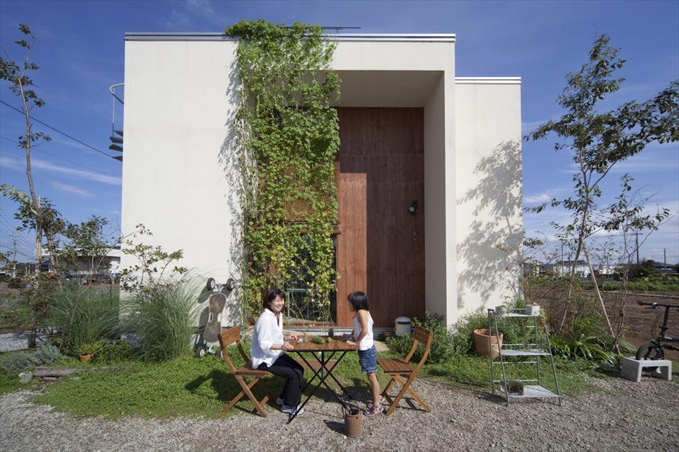 茨城の設計事務所(建築家) 松田さんの自邸